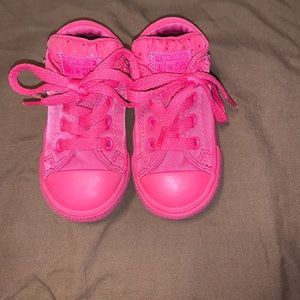 Converse All Star baby girl sneakers